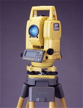 Pulse Total Station GPT-3000series
