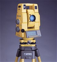 Auto tracking pilse total station GPT-8200Aseries
